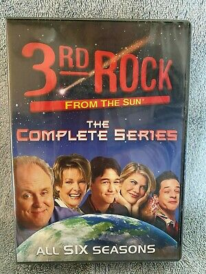 3Rd Rock From The Sun The Complete Series All Six Seasons New Sealed Dvd Set