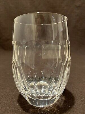 """Waterford Crystal Curraghmore 12 OZ Tumbler Glasses 4 1/2"""" H Sold Individually"""