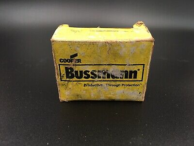 Bussmann Fuses FNQ-3 Pack Of 9 NEW (open Box) Cooper