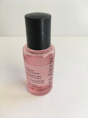 Mary Kay Oil-Free Eye Makeup Remover 1 Fl. Oz. Used