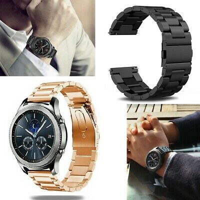 Metal stainless steel strap wristband For Samsung Gear S3 Frontier/Classic band
