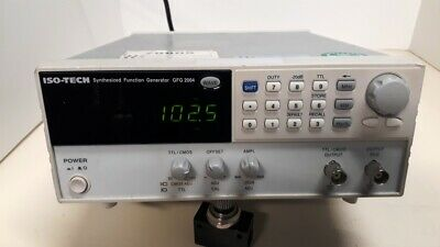 ISO-TECH Synthesized Function Generator GFG 2004