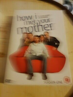 How I Met Your Mother - Series 1 (DVD, 2007, 3-Disc Set, Box Set)