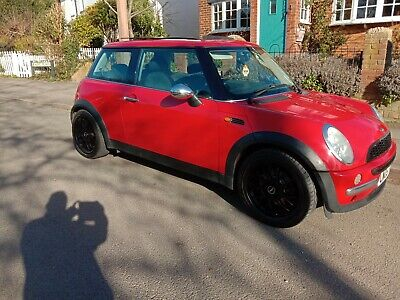 Mini Cooper 2005 Low Mileage For Year