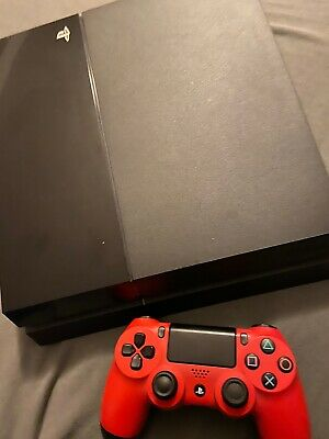 Ps4 Sony PlayStation 4 500GB Konsole + Controller