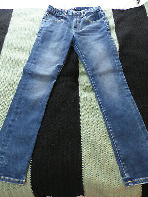 Gap kids boys straight legged blue jeans age 12