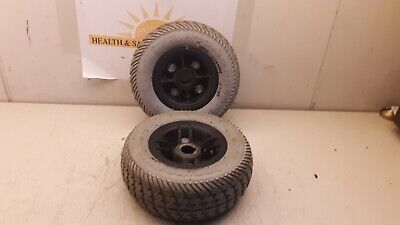 Scooter Store Pride Mobility Star SC45 Mobility SCooter Rear Tires 8 X 2.50