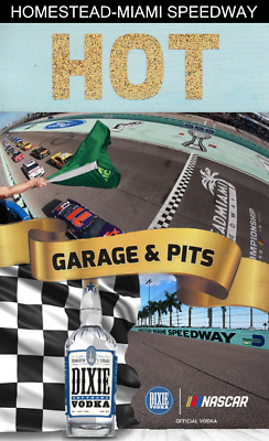 NASCAR Hot Pass - Homestead-Miami Speedway - All Series - March 2020