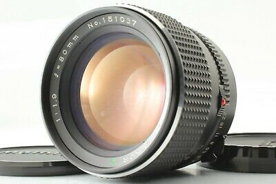【 Exc 5+】 Mamiya Sekor C 80mm f/1.9 Lens For M645 1000s Super Pro From JAPAN 554