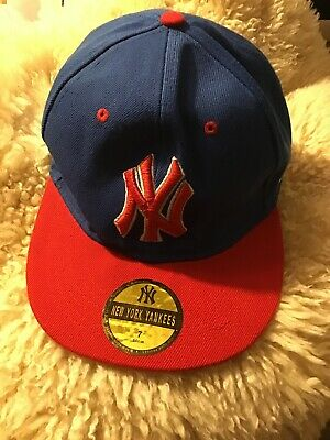 New Era New York Yankees 59FIFTY Fitted Baseball Cap Size 7 56cm Brand New Tag