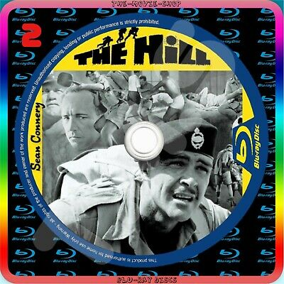 The Hill 1965 ‧ Drama/War   [Blu-Ray]
