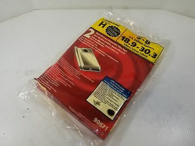 Shop Vac 90671 Disposable Filter Bag 5-8 Gallon (Package of 2)
