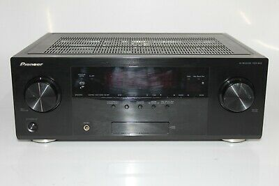 Pioneer VSX-922 - 7.1 AV Receiver (AirPlay, Streaming-Client, HDMI, Control App)