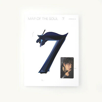[BTS] MAP OF THE SOUL : 7 / Version. 2 Album / On  / Album + V pc