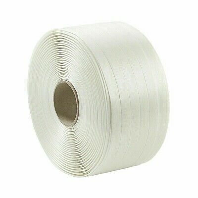 Corded Polyester Strapping Extra Heavy Duty 19mm x 500m 725kg Break Strain
