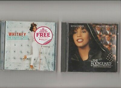 Whitney Houston : The Greatest Hits + The Bodyguard Motion Picture Soundtrack