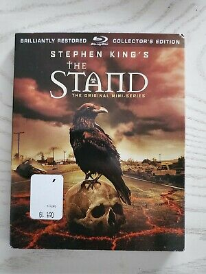 NEW SEALED Stephen King's The Stand [New Blu-ray with Slipcover]