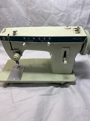Singer Fashion Mate 257 Sewing Machine Heavy Duty Z5