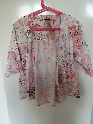 Next kimono girls top, age 10, very pretty