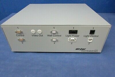 Stryker Visum power supply 600  0682-000-055