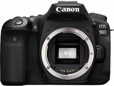 Canon EOS 90D Digital SLR Camera (Body Only) FREE NEXT DAY DELIVERY