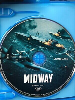 midway dvd 2019