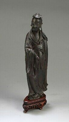Chinese Bronze Statue, Ming Dynasty