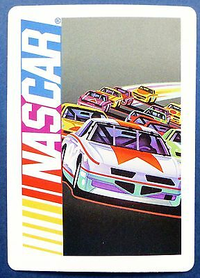Swap Card. Nascar Racing Cars 1997 Souvenir Edition. Wide. Mint