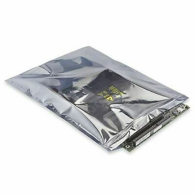 "QTY - 75 - 12 x 15"" Reclosable Static Shielding Bags  ""Faraday cage"""