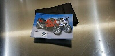 2008-2016 Bmw K1300S Owners Manual 01418558921