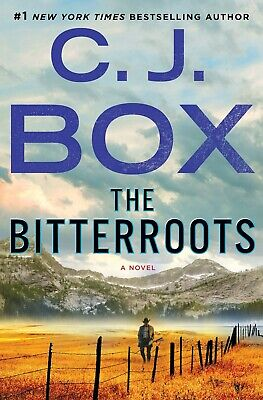 The Bitterroots by C. J. Box (HARDCOVER)
