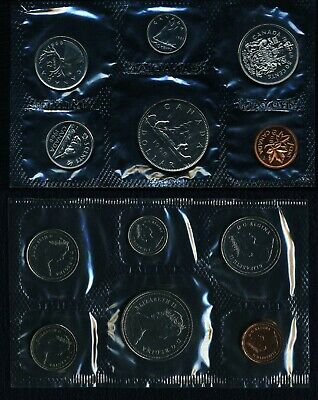 Canada   Coins   Proof-Like  1968  Set  of  6