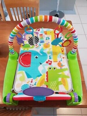 Fisher Price Kick And Play Deluxe Piano Mat