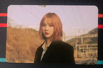 Gfriend Eunha Official Photocard Labyrinth (SYNNARA Preorder Exclusive) - NM/M