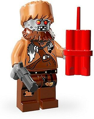 NEW FREE SHIPPING LEGO Movie 2 Minifigure #12 President Business- 71023