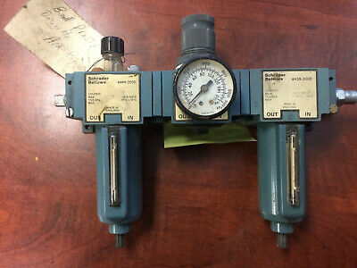 Schrader Bellows 4489-2000 4469-2000 4439-2000