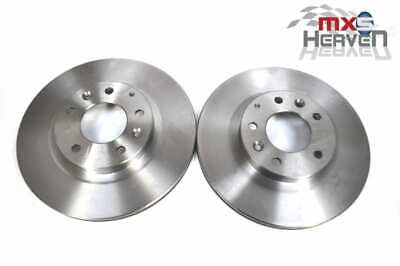 OEM SPEC FRONT AND REAR DISCS PADS FOR MAZDA 3 1.6 TD 2005-13