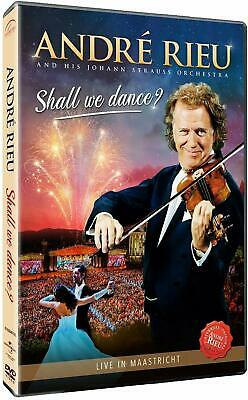 Andre Rieu - Shall We Dance? [DVD] Released On 13/03/2020