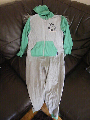 Diary Of A Wimpy Kid Onesy Age 10-11 Years Unisex World Book Day? All Clean