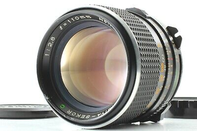 【 Optical MINT 】 Mamiya Sekor C 110mm f/2.8 Lens For 1000S M645 Super From JAPAN