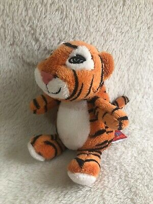 The Tiger Who Came to Tea - Soft Plush Toy 5""