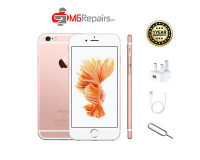 APPLE iPhone 6s | 16GB 32GB 64GB | Unlocked | Various Grades | All Colours