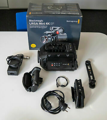 Blackmagic URSA Mini 4K EF  Händler TOP