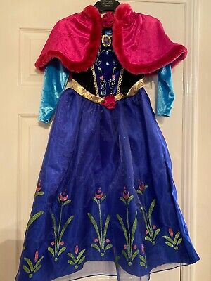 World Book Day Frozen Anna Outfit