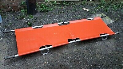 Used Ferno Folding Lightweight Stretcher Sports 1st Aid etc