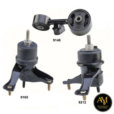cciyu Engine Motor Trans Mounts A4203 A4211 A4204 A4207 Set of 4 fit for Toyota Camry 2002 2003 2004 2005 2006 2.4L