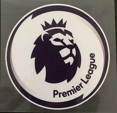 New Premier League 2019/20 Adult Size Shirt Sleeve Patches Badge.