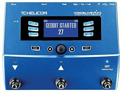 *TC-HELICON VoiceLive Play