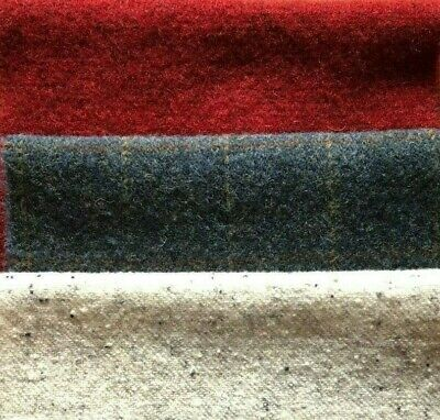 """HAND DYED RUG HOOKING WOOL Mill-Dyed APPLIQUE """"RED**WHITE**BLUE # SIX"""""""
