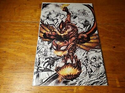 AMAZING SPIDERMAN 799 TYLER KIRKHAM UNKNOWN CONVENTION CON VARIANT NM RED GOBLIN